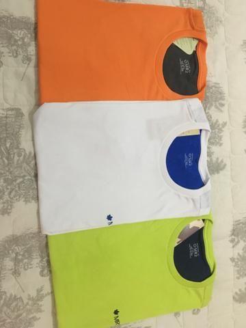 Blusas MR2 varias cores ! - Foto 2