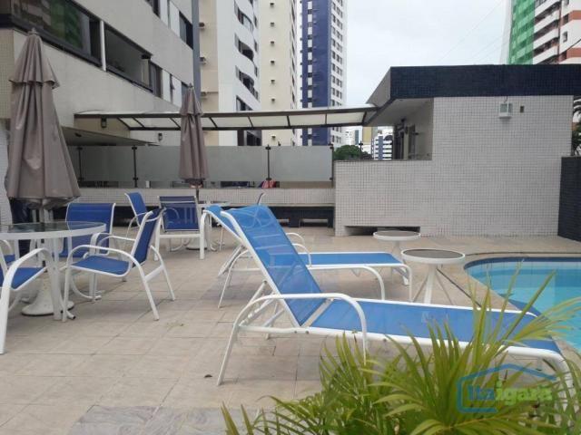 Apartamento com 3 dormitórios à venda, 100 m² por r$ 570.000,00 - cidade jardim - salvador - Foto 16