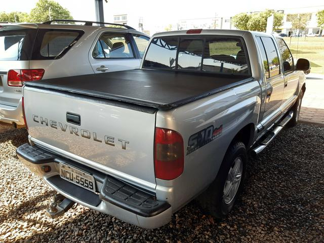 S-10 executive 4x4 diesel - Foto 3