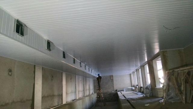 Divisórias Naval - Forros, Drywall e Revestimentos- Divisórias em Goiânia - Melhor preço  - Foto 5