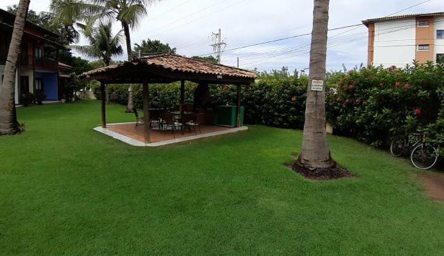 Duplex Guarajuba, com água, gás , e serviços de camareira incluso no condomínio. muito boa - Foto 20