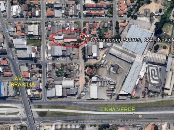 Terreno à venda em Novo mundo, Curitiba cod:01253.009 - Foto 2