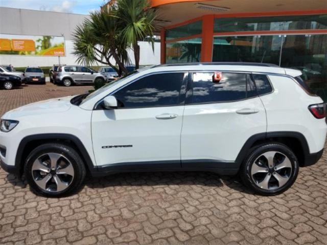 COMPASS 2018/2018 2.0 16V FLEX LONGITUDE AUTOMÁTICO - Foto 7