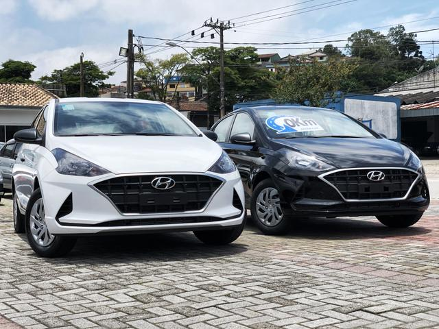 Hyundai HB20 Sense 1.0 2020 0km - Foto 9