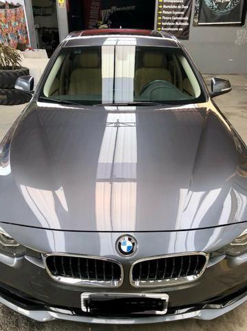 BMW 320i 2.0 Sport ActiveFlex - Único Dono - Estado de Zero - Consigo Financiamento - 2018 - Foto 4