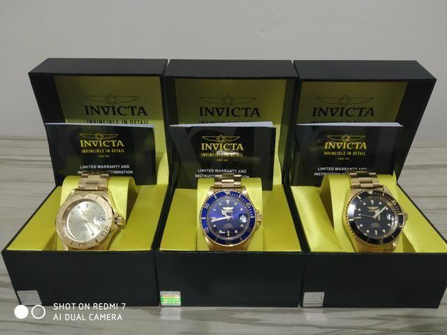 Relógios invictas originais 8930ob - Foto 2