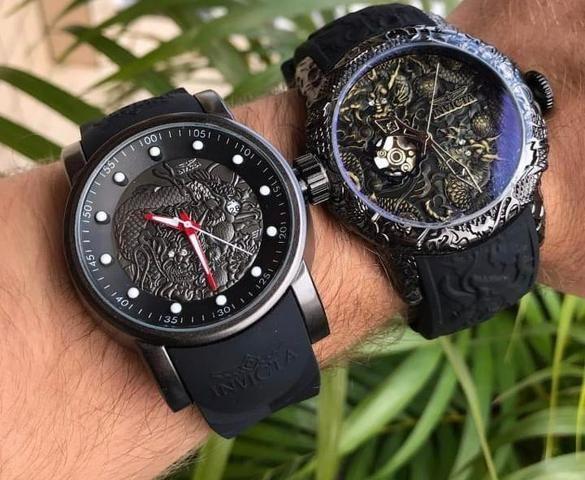 e97590a2558 Novos relógios lindos masculinos e femininos - Bijouterias