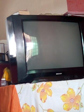 Vendo esaa tv por 100 pra vim busca