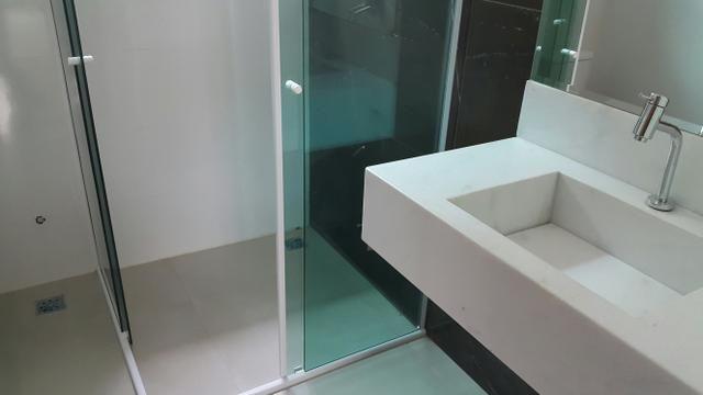 Casa nova 3quartos 3suites piscina churrasqueira rua 06 Vicente Pires condomínio - Foto 10