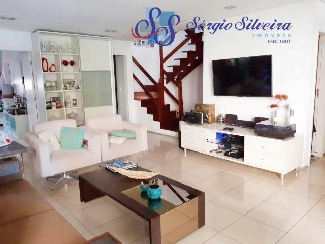 Casa no condomínio Villa Cascais duplex com 5 suítes Oportunidade! Edson Queiroz - Foto 4