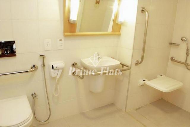 Flat para venda no Ibis Jaboticabal com 1 dormitório e 1 vaga! - Foto 2