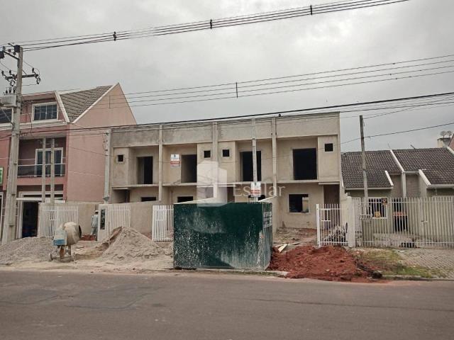 Sobrado 03 quartos (01 suíte) e 02 vagas no Sítio Cercado, Curitiba - Foto 18