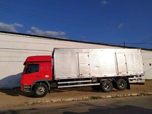 MB 2425 2011/2012 Leito Teto alto - Foto 5
