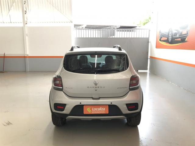 SANDERO 2018/2019 1.6 16V SCE FLEX STEPWAY EXPRESSION MANUAL - Foto 5