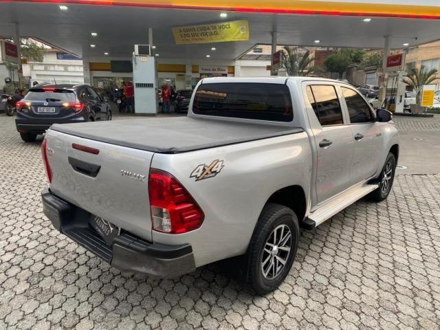 Toyota Hilux Cabine Dupla Hilux 2.8 TDI STD CD 4x4 - Foto 5
