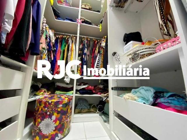 Apartamento à venda com 3 dormitórios em Tijuca, Rio de janeiro cod:MBAP33099 - Foto 9