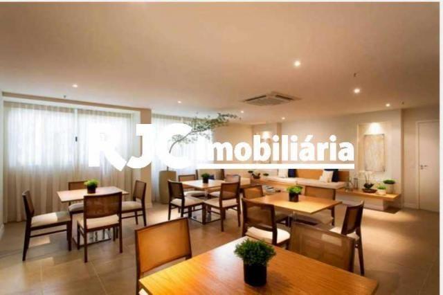 Apartamento à venda com 3 dormitórios em Tijuca, Rio de janeiro cod:MBAP33099 - Foto 19