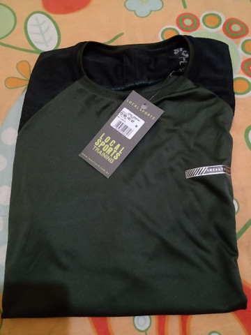 Camisa Dry- Fit ( Exército) - Foto 3