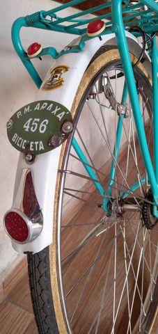 Bicicleta Monark Jubileu de Ouro de 1958 - Foto 3