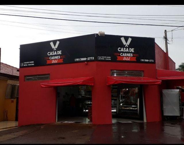 VENDO CASA DE CARNES
