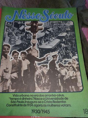 Revista nosso século RELÍQUIA  - Foto 6