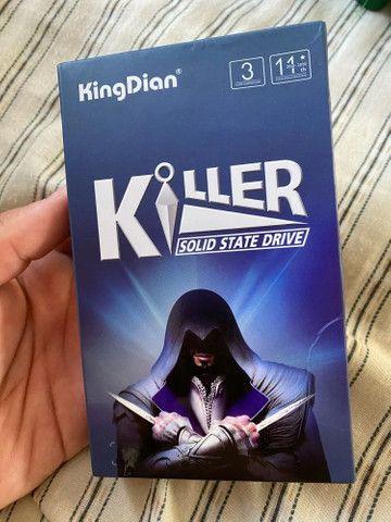 SSD 256GB KingDian LACRADO