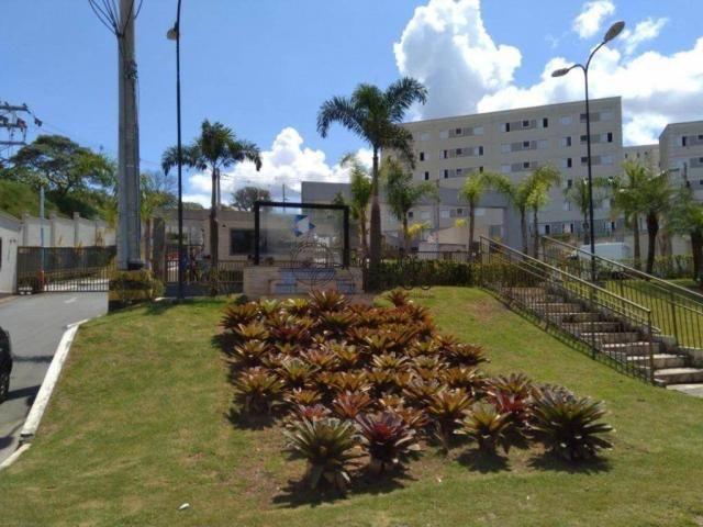Apartamento com 2 dormitórios para alugar, 45 m² por R$ 650/mês - Água Chata - Guarulhos/S