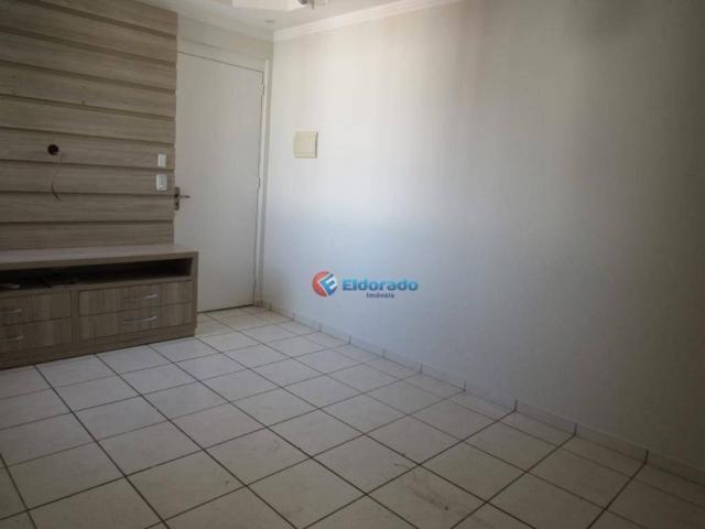 Apartamento com 2 dormitórios à venda, 42 m² por R$ 170.000 - Chácara Bela Vista - Sumaré/ - Foto 9