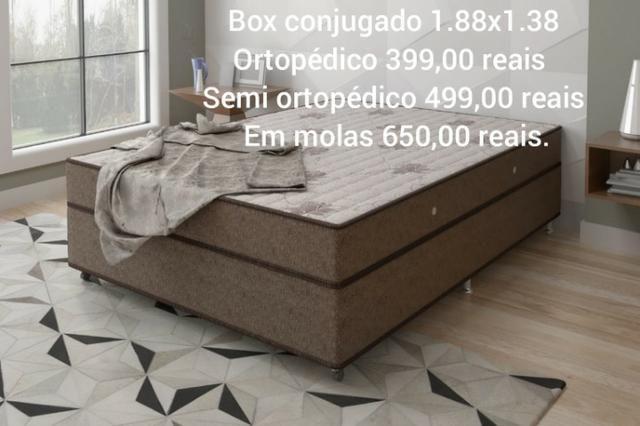 Todos os tipos de colchões e camas box - Foto 2