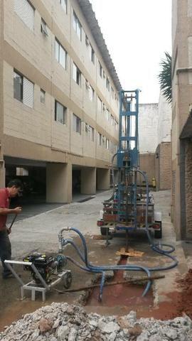 Perfuratriz de poço semi-artesiano ( MAQUINA DE FAZER POÇO ATE 70 METROS ) - Foto 6