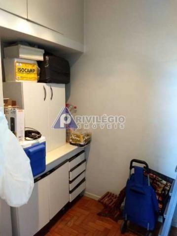Apartamento à venda, 4 quartos, 2 vagas, Laranjeiras - RIO DE JANEIRO/RJ - Foto 20
