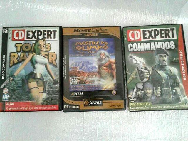 Três Jogos de Estratégias Original (por 15 os 3) - Foto 2