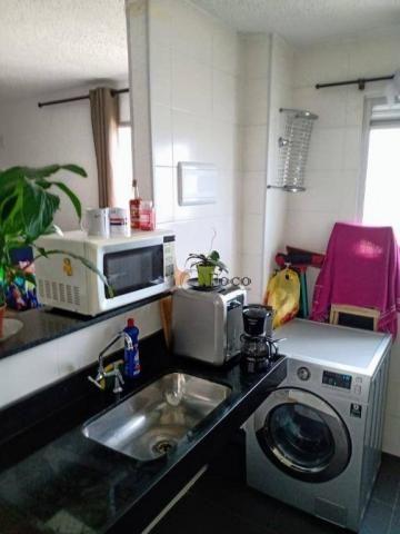 Apartamento com 2 dormitórios para alugar, 45 m² por R$ 650/mês - Água Chata - Guarulhos/S - Foto 9