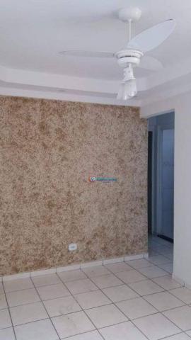 Apartamento com 2 dormitórios à venda, 42 m² por R$ 170.000 - Chácara Bela Vista - Sumaré/ - Foto 8