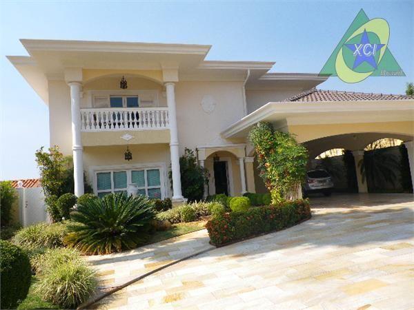 Casa Residencial à venda, Residencial Parque Rio das Pedras, Campinas - CA0465.