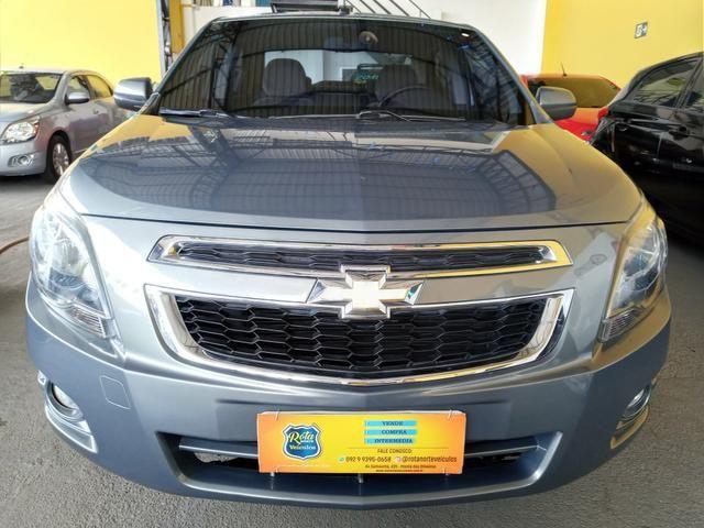 Cobalt ltz 1.8 aut/ 2013 completo - Foto 2