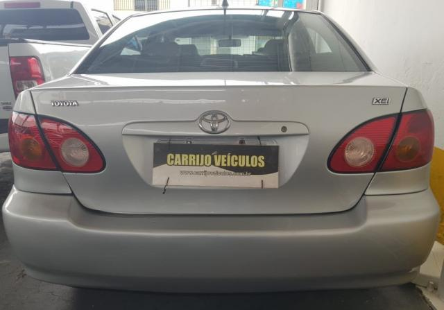 Toyota Corolla XEi 1.8 Prata - Foto 11