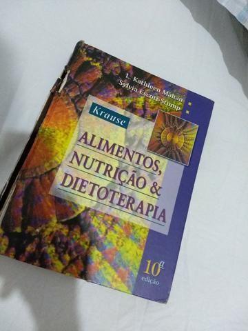 Livro Nutrição Krause
