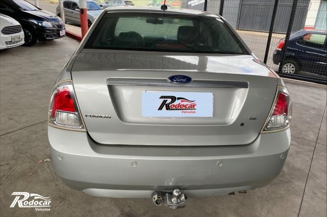 Ford Fusion 2.5 Prata - Foto 3