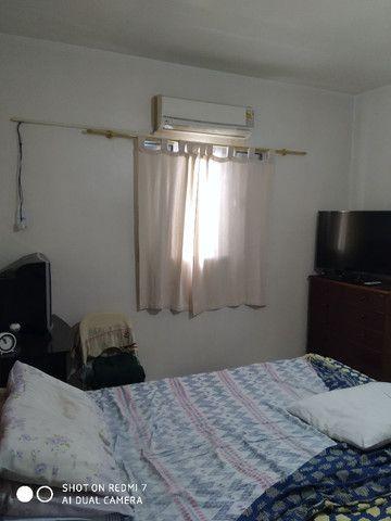 Sobrado centro de São Vicente 03 dormitórios Ac. troca por apartamento na Praia - Foto 13