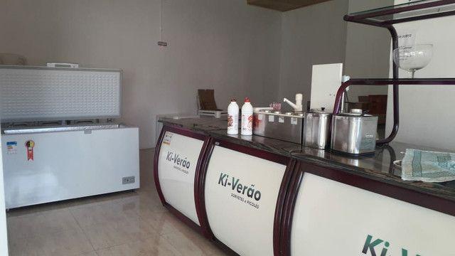 Buffet de sorveteria e mesas  - Foto 2