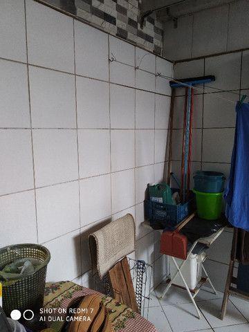 Sobrado centro de São Vicente 03 dormitórios Ac. troca por apartamento na Praia - Foto 19