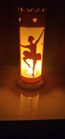 Luminaria personalizadas.abajur - Foto 3