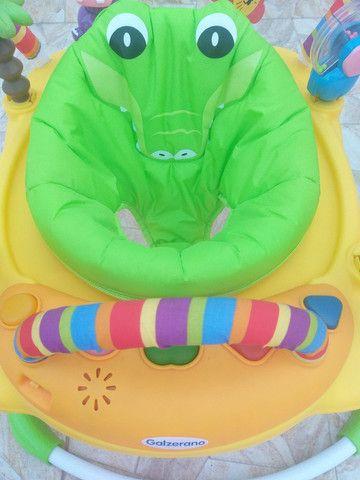 Assento de atividades infantil ( JUMP / PULA PULA ) - Foto 2