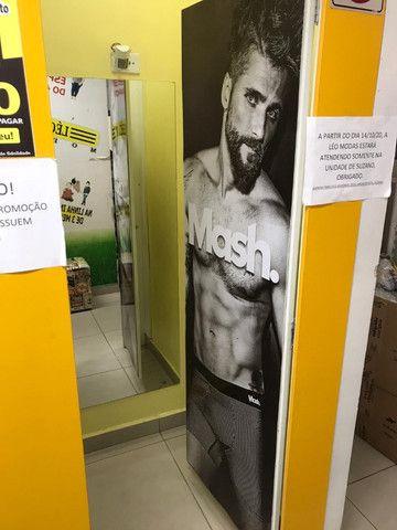 Provador para loja de roupa - Foto 4
