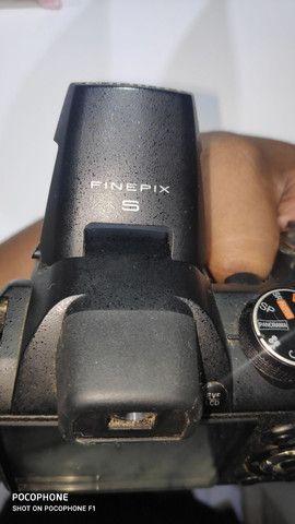 Câmera Semi Profissional Fujifilm Fine Pix S400  - Foto 5