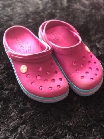 Calçado infantil