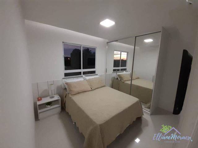 Apartamento à venda, 73 m² por R$ 288.115,00 - Centro - Eusébio/CE - Foto 11