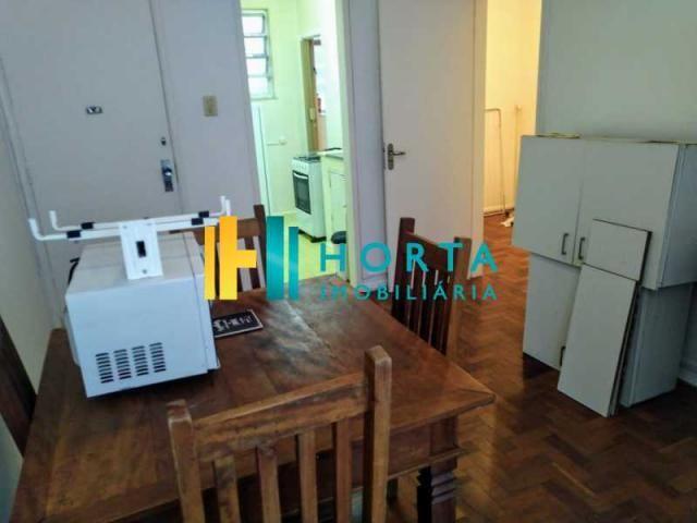 Apartamento à venda com 1 dormitórios em Copacabana, Rio de janeiro cod:CPAP11064