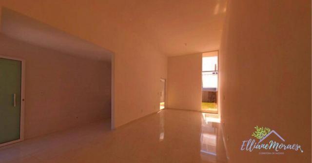 Casa à venda, 89 m² por R$ 238.000,00 - Precabura - Eusébio/CE - Foto 9